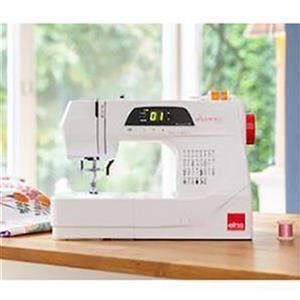 Box-Damaged Elna 450ex Sewing Machine