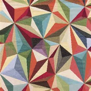 New World Tapestry Big Harlequin Fabric 0.5m