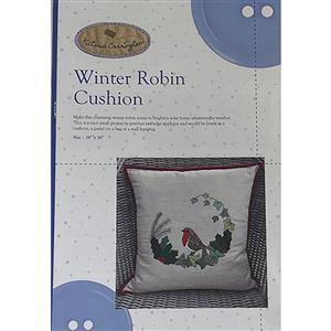 Victoria Carrington's Robin Cushion Instructions