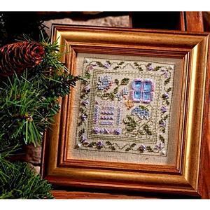 Cross Stitch Guild Winter Shades Tile Kit