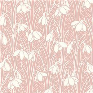 Liberty Hesketh House Collection in Pink Hesketh Fabric 0.5m