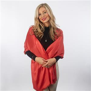 YouBamboo Coral Scarf