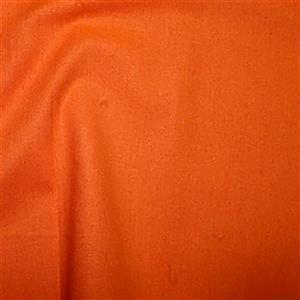 Orange 100% Cotton 0.5m