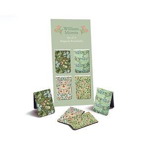 Early Bird Special - William Morris Page Marker Sets (4pc). Save £1