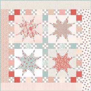 Moda Sanctuary Peace Quilt Kit 182x182cm (72x72