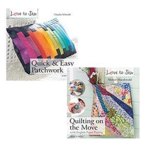 Love To Sew Book Bundle. SAVE £3.99