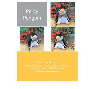 Delphine Brooks Penguin Toy Instructions