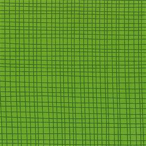 Crossroads Extra Wide Backing Fabric in Green 0.5m (280cm Width)