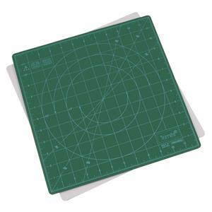 Cutting Mat: Rotating: 30.48 x 30.48 cm 12 x 12inch