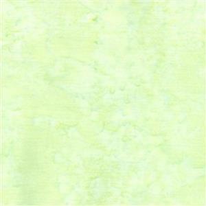 Bali Mottles in Light Green Fabric 0.5m