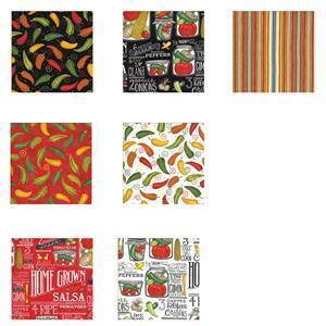 Moda Homegrown Salsa Mega Fabric Bundle (3.5m)