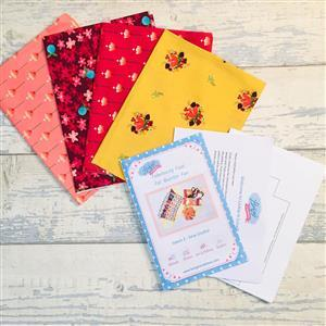 Living in Loveliness Fabulously Fast Fat Quarter Fun  Issue 2 Micheal Miller