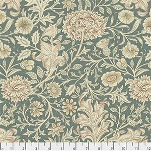 William Morris Orkney Double Bough Sage Fabric 0.5m