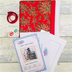 Living in Loveliness Sewn with Scraps Christmas - Issue 1