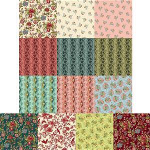 Henry Glass Tarrytown Fabric Bundle 6.5m
