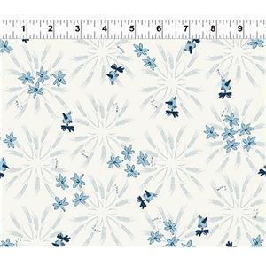 Blue Goose White Wheat Fabric 0.5m