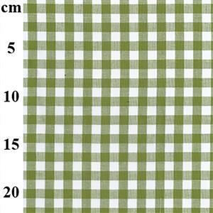Yarn Dyed Cotton Gingham Green 0.5m