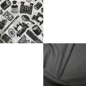 UNDER £10! - Vintage Fabric Bundle (1m)