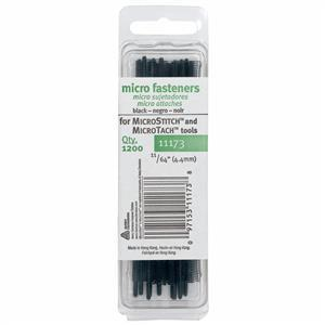 MicroStitch Fastener Refill - Black