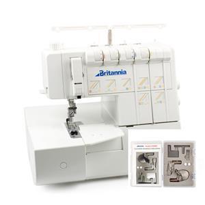 Britannia CS4000+ Coverstitch & Accessory Kit Bundle. Save £50