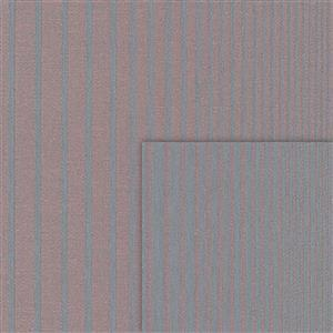 Stof Sevilla Jacquard Vertical Stripes Pink-Grey Fabric 0.5m
