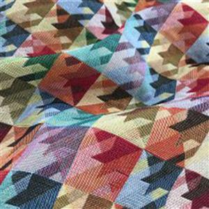 New World Tapestry Little Glasgow Fabric 0.5m