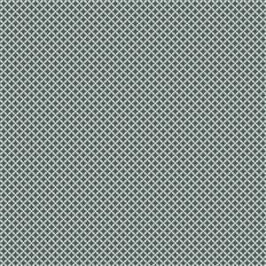 Woodland Songbirds in Birdsnest Gray Fabric 0.5m