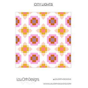 City Lights by Lou Orth - Paper Pattern