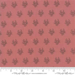 Regency Romance by Christopher Wilson Tate for Moda in Rose Fabric 0.5m