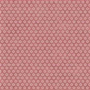 Hannah Basic Flowers on Rose Pre-cut Fabric Bundle 2.5m