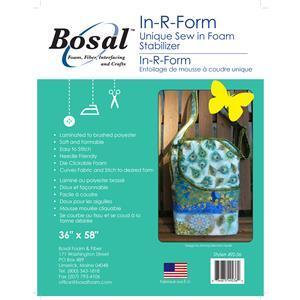 Bosal In R Form Sew-In White 150cm wide (0.5m)