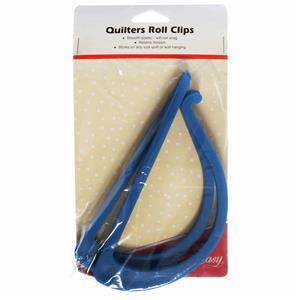 Sew Easy Quilter's Roll Clips Pack Of 2