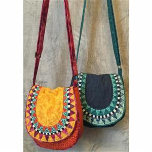 Love from Beth Fiesta Bag Sewing Pattern