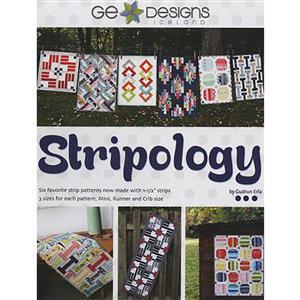 Stripology Book by Gudrun Erla