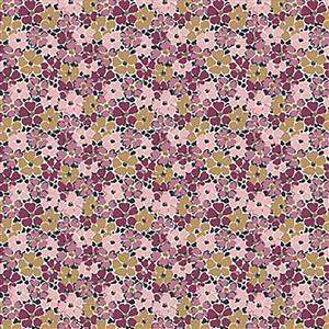Liberty Primula Posey in Pink Fabric from Winterbourne House Range 0.5m