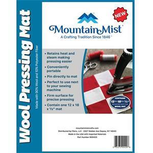 Mountain Mist Wool Pressing Mat 30 x 45cm (12x18