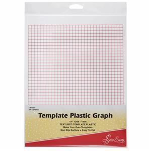 Sew Easy Printed Plastic Template