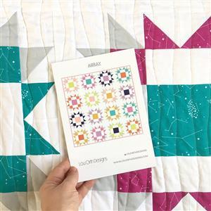 Array Quilt pattern by Lou Orth