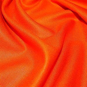 Cotton Canvas Fabric Orange 0.5m