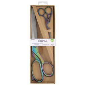 Rainbow Scissors Gift Set
