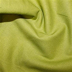 100% Cotton Fabric Chartreuse 0.5m
