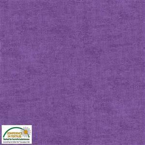 Stof Melange Purple Fabric 0.5m