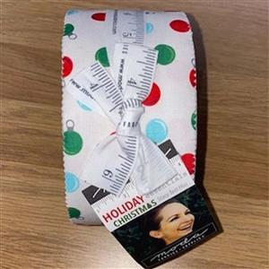 Moda Holiday Christmas Design Roll Pack of 40 Pieces