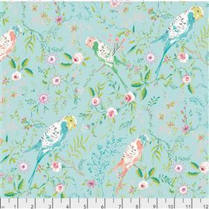 Dena Designs Parakeet Park on Aqua from Adelaide Grove Range 0.5m