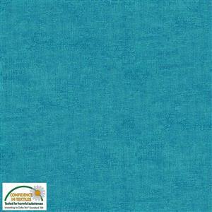Stof Melange in Ocean Blue Fabric 0.5m