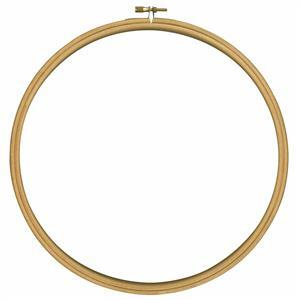 Wooden Embroidery Hoop 24cm (9.4