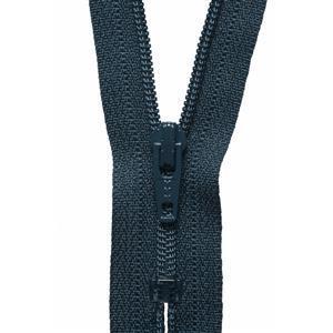 Dark Navy Nylon Dress and Skirt Zip 20cm
