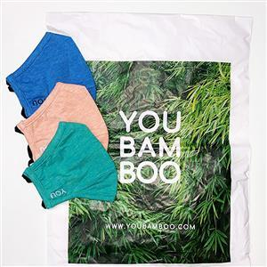 YouBamboo 3 Pack Face Covering Masks