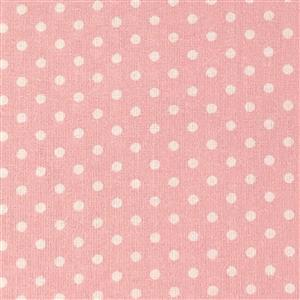 Sweet Pea Candy Pink Fabric 0.5m