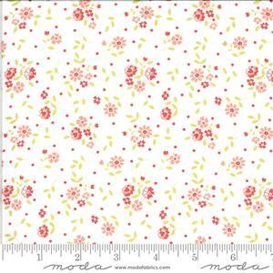 Moda Canning Days Apron Strings Cloud Fabric 0.5m